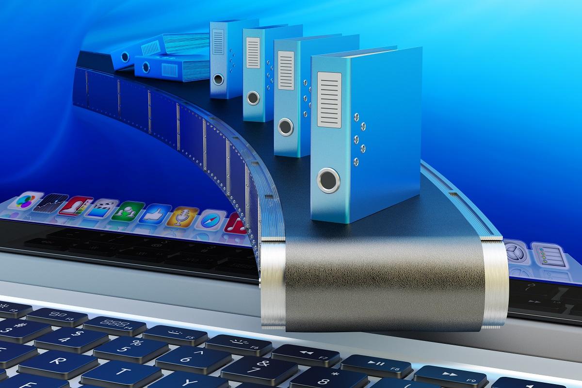 Docuware software voor document beheer
