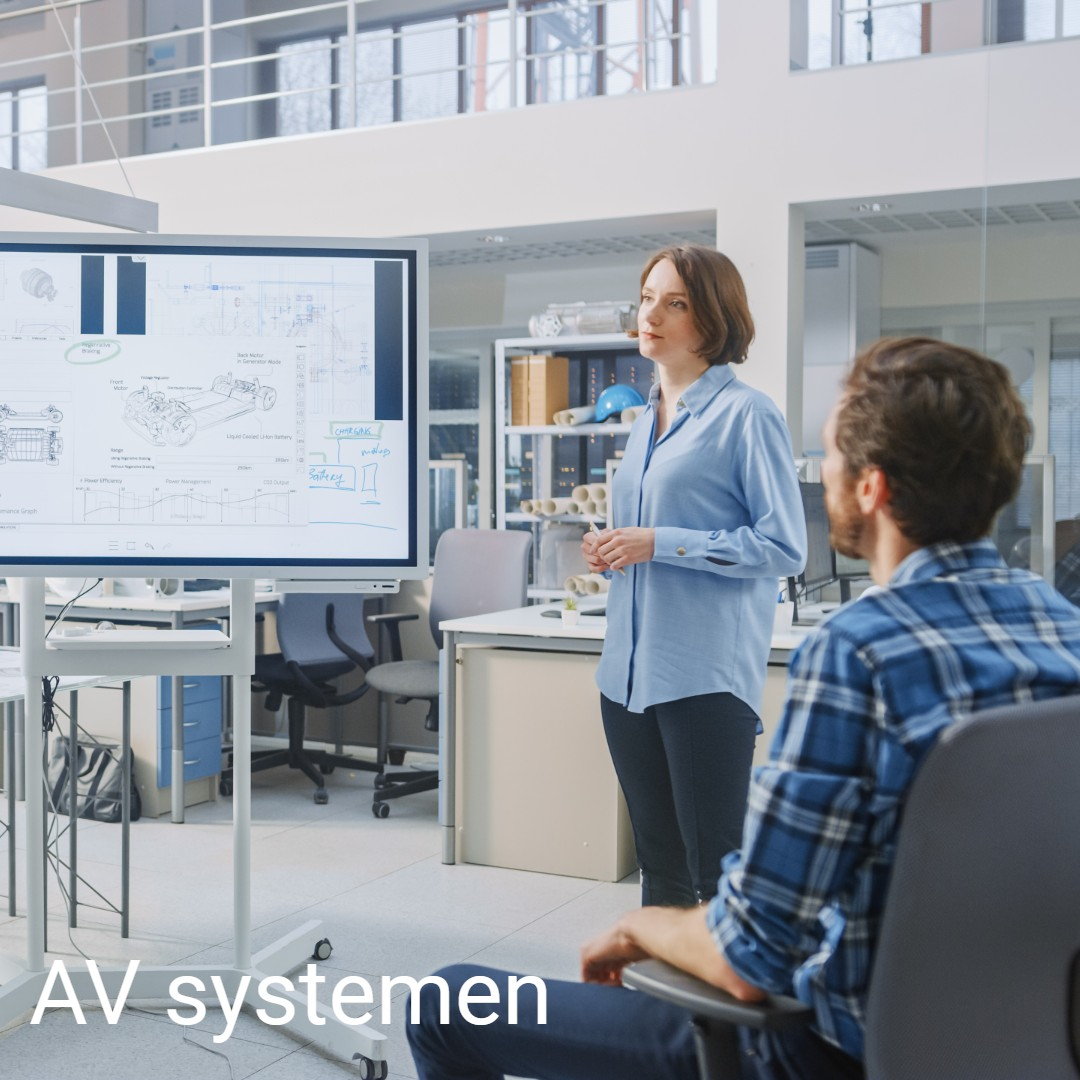 AV systemen