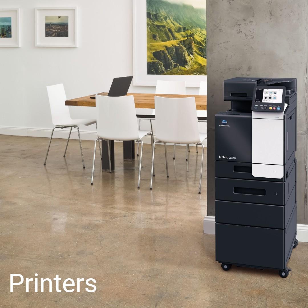 Scando printers
