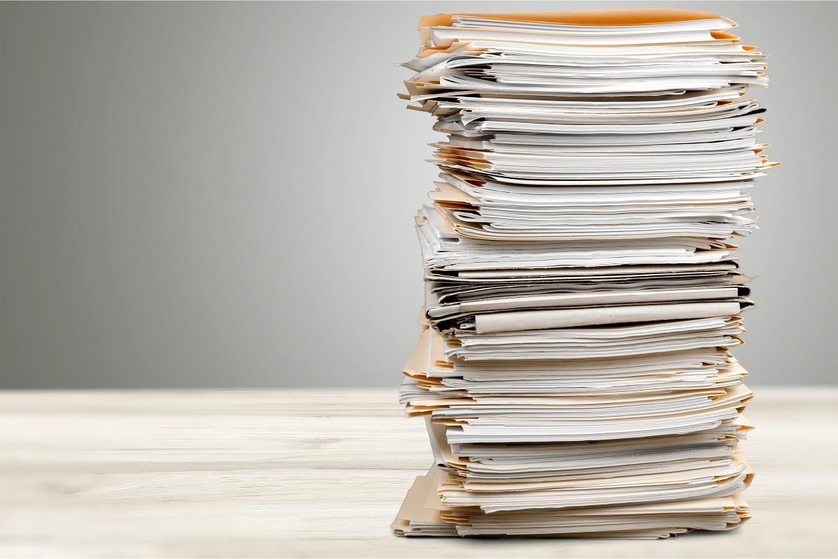 Papierloos werken: gaat het er ooit van komen?
